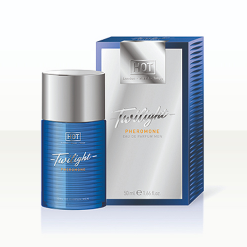 HOT Man Twilight Parfum aux Phéromones 50ml
