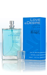 Love & Desire for Men 100 ml EdP aux phéromones