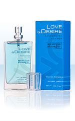 Love & Desire for Men 50 ml EdP aux phéromones
