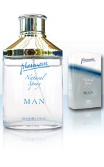 HOT Man Parfum aux phéromones Natural Spray