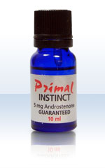 Primal Instinct Men unscented 10 ml – fragrance neutre